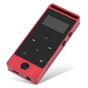 MP3 Плеер Benjie S5 8Gb red + Bluetooth, фото 2