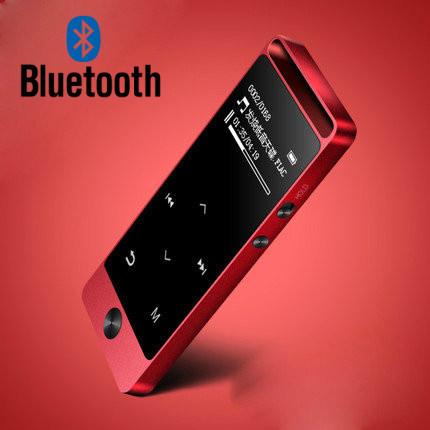 MP3 Плеер Benjie S5 8Gb red + Bluetooth
