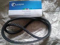 Ремень AVX10x1030 привода вентилятора Газель,Волга дв.402 (пр-во LUZAR)  зубчатый, фото 1