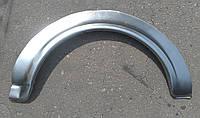 Ремонтная рем вставка (арка) крыла заднего левого ВАЗ-2121,21213,21214, Нива, Тайга, фото 1