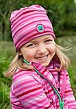 Флісовий кардиган на блискавці з мікрофібри для дівчинки від ТСМ, фото 2