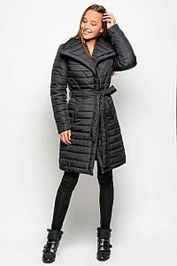 Зимняя куртка женская 17308, (Черный)