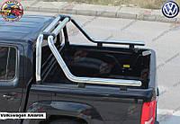 Volkswagen Amarok Kobra Дуга в кузов Хром