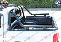 Volkswagen Amarok Kobra Дуга в кузов Черная