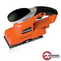 Шліфмашина вібраційна InterTool STORM (11000 дв/хв, 200Вт)