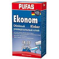 Клей Pufas Ekonom обойный универсальный клей (500г)