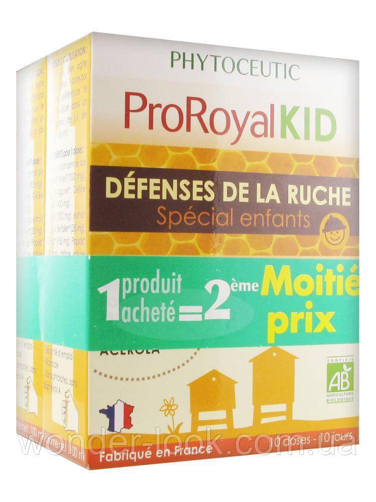 Детское маточное молочко Phytoceutic от 4 лет