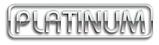 Квадратная кухонная мойка Platinum 3838B Decor 0,6мм декорированная, фото 3