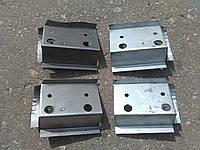 Кронштейн кріплення переднього сидіння Нива, Тайга, ВАЗ-2121, 21213, 21214 (комплект 4 шт.)