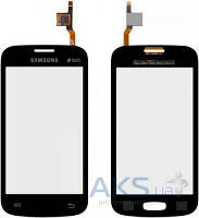 Сенсор (тачскрин) для Samsung Galaxy Star Plus S7260, Galaxy Star Plus Duos S7262 Black