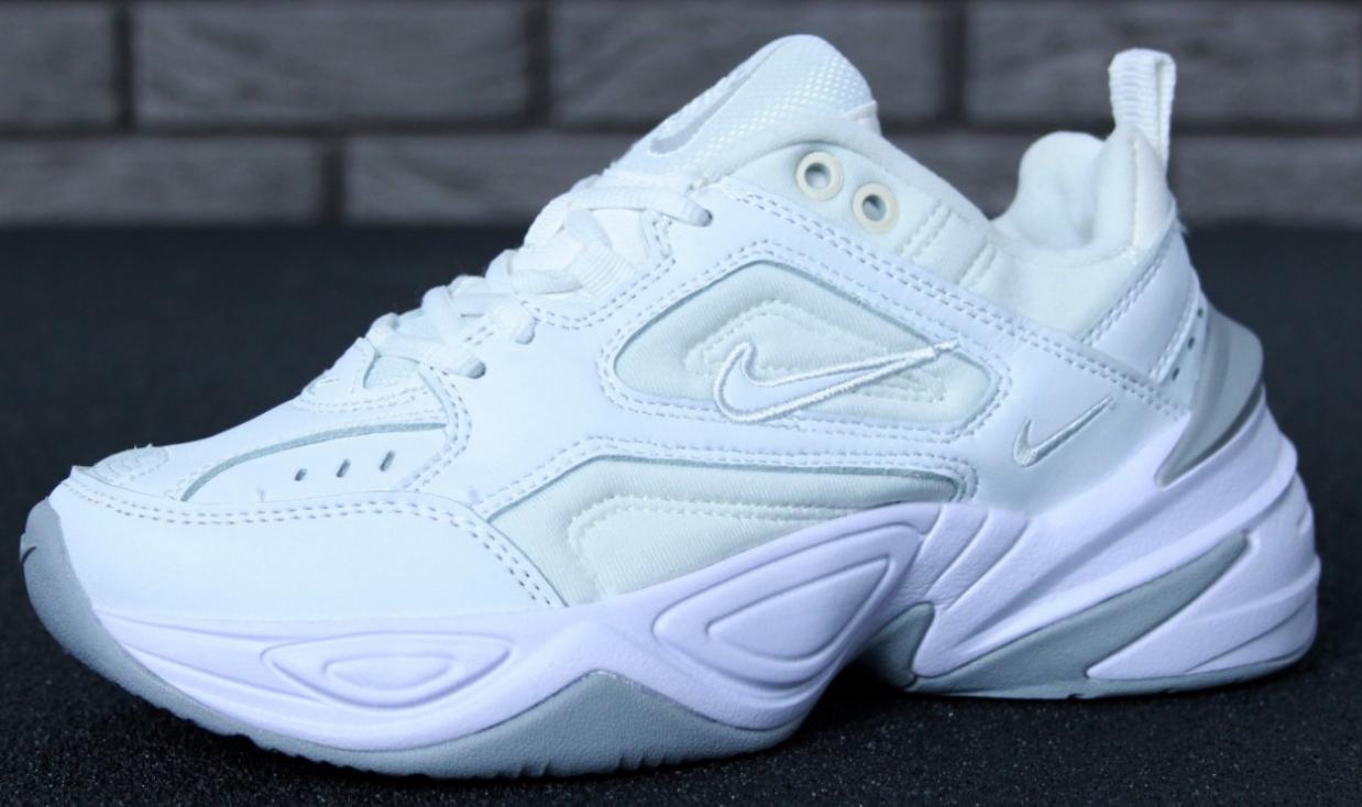 Женские кроссовки Nike M2K Tekno White