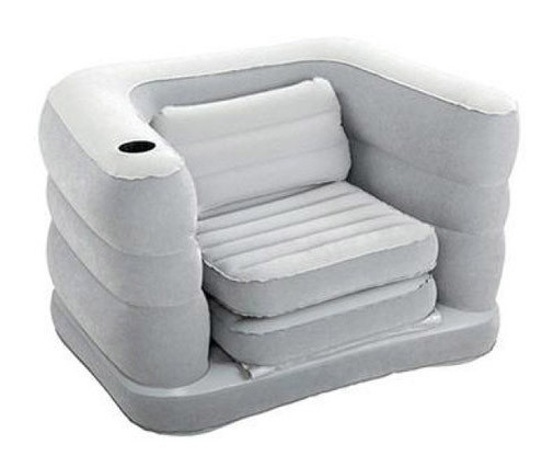 Надувное кресло-велюр Bestway 200х102х64 см (75065)