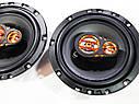 Яркие динамики Megavox MET-6574 230 Вт, 16 см 3-х полосные НОВЫЕ, фото 4