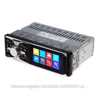 """Классная магнитола 4011B с Экраном 4"""", Видео, Aux, USB, AV-in! НОВАЯ!"""
