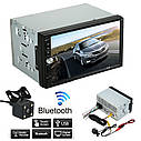 "Автомагнитола 2Din Pioneer 7012CRB с Экраном 7"" дюймов сенсор + USB, SD, FM, Bluetooth, фото 4"