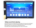 "Автомагнитола 2Din Pioneer 7012CRB с Экраном 7"" дюймов сенсор + USB, SD, FM, Bluetooth, фото 5"
