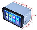 "Автомагнитола 2Din Pioneer 7012CRB с Экраном 7"" дюймов сенсор + USB, SD, FM, Bluetooth, фото 6"