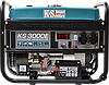 Бензиновий генератор Konner&Sohnen KS 3000E (3 кВт)