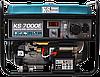 Бензиновий генератор Konner&Sohnen KS 7000E (5,5 кВт)