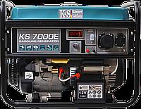 Бензиновый генератор Konner&Sohnen KS 7000E (5,5 кВт), фото 1