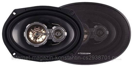 Потужні Овали Boschmann ALX 7575 XQ 400 Вт Мега-Звук! НОВІ