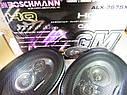 Потужні Овали Boschmann ALX 7575 XQ 400 Вт Мега-Звук! НОВІ, фото 6