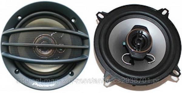 Автомобильная акустика Pioneer TS-A1374S 13 см 250 Вт! Супер Звучание!