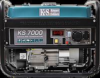 Бензиновый генератор Konner&Sohnen KS 7000 (5,5 кВт), фото 1