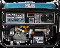 Бензиновый генератор Konner&Sohnen KS 10000E (8 кВт), фото 1
