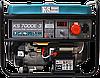Бензиновый генератор Konner&Sohnen KS 7000E-3 (5,5 кВт)