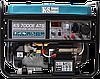 Бензиновий генератор Konner&Sohnen KS 7000E 1/3 (5,5 кВт)