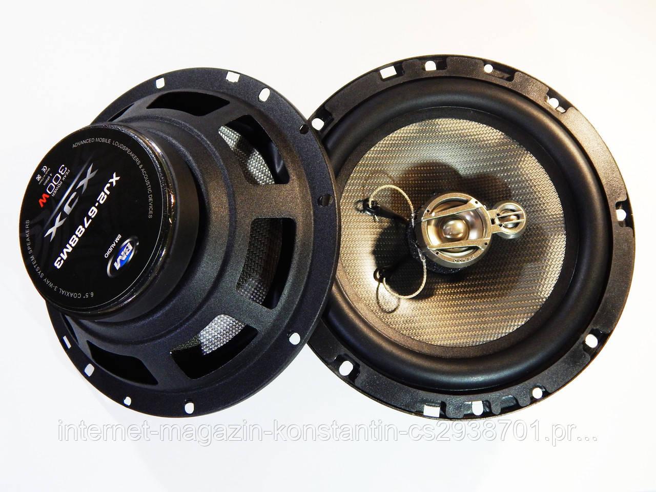 Автомобильная Акустика BM Boschmann XJ2 16 см 300Вт! Качество супер!