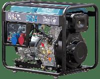 Дизельний генератор Könner&Söhnen KS 8100 HDE-1/3 ATSR, фото 1