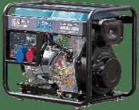 Дизельный генератор Könner&Söhnen KS 9100 HDE-1/3 ATSR, фото 1