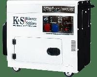 Дизельный генератор Könner&Söhnen KS 9200 HDES-1/3 ATSR, фото 1