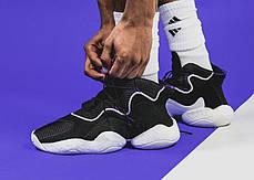 Мужские кроссовки Adidas Crazy BYW Black CQ0991, Адидас Крейзи BYW, фото 2