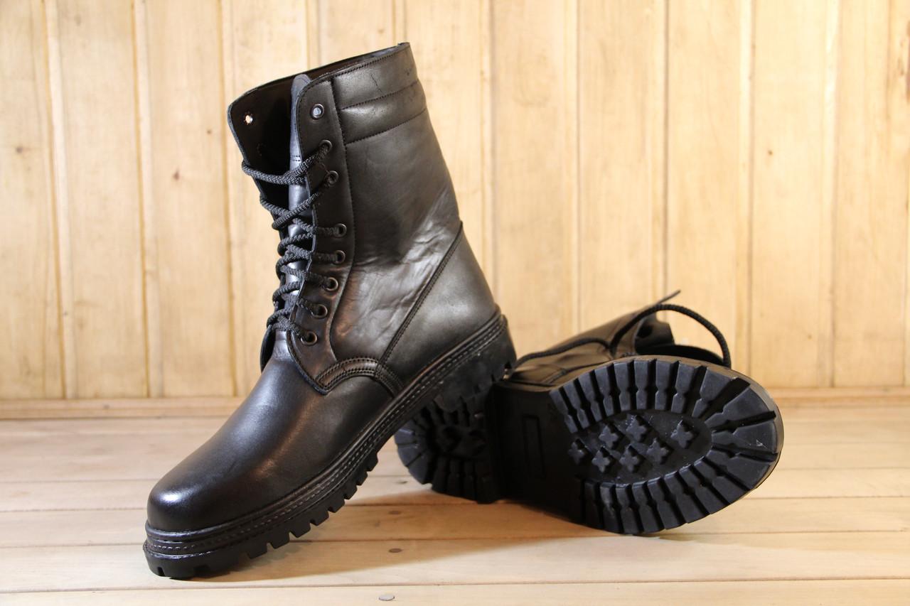 Тактические ботинки из натуральной кожи RAF NATO W