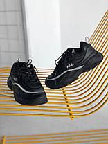 Мужские кроссовки Fila Ray Black, фото 2