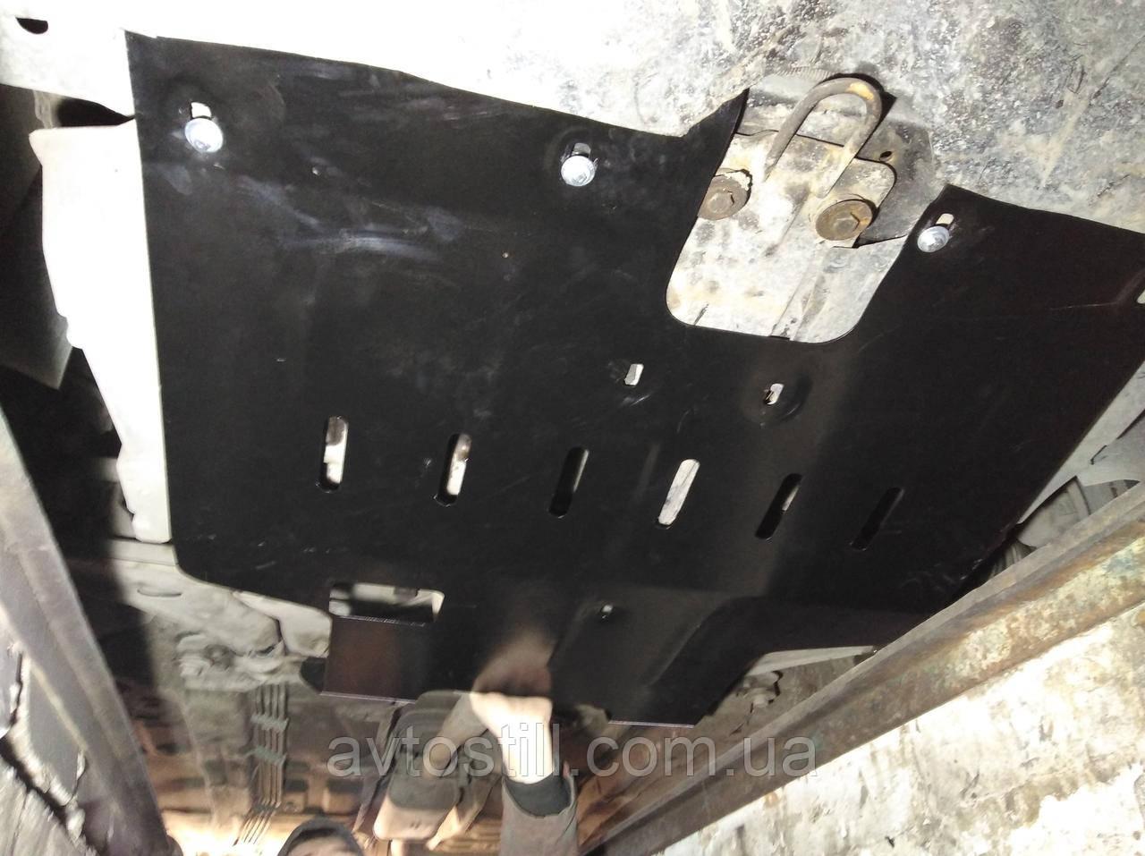 Защита картера двигателя Chery (прайс)