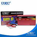 Автомобильный преобразователь UKC 4000W, фото 5