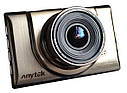 Автомобильный видеорегистратор Anytek A100H на 2 камеры HDMI, фото 2
