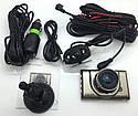 Автомобильный видеорегистратор Anytek A100H на 2 камеры HDMI, фото 4