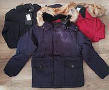 Куртка утепленная для мальчиков Nature ,10/11-16/17 лет. {есть:16/17 лет}