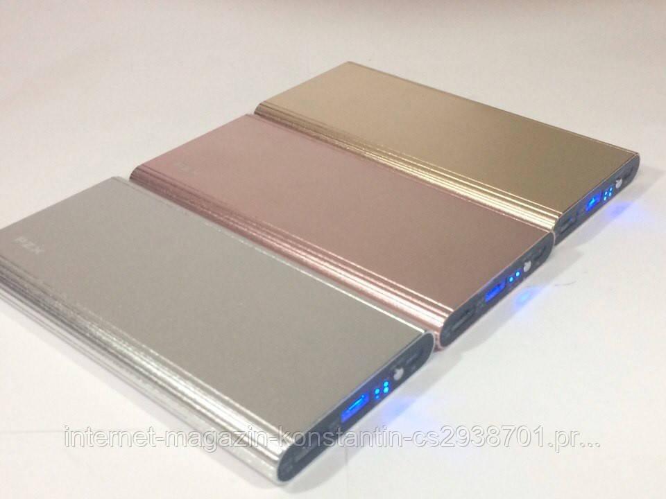 Портативная зарядка для iPhone/iPad PZX 13800 mAh на 2 USB!