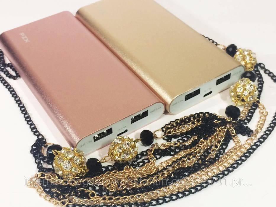 Power Bank для iPhone/iPad PZX 20000 mah на 2 USB!