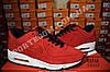 Кроссовки Nike Air Max 90 VT Red Красные мужские Замш, фото 6