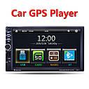 "Автомагнитола 2Din Pioneer 7021G 7"" Экран, GPS, Bluetooth, Читает ВИДЕО+ Пульт+Шахта! НОВИНКА 2017!, фото 2"