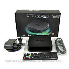 Приставка Android TV Box MXQ Amlogic s805 1/8GB QUAD CORE