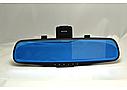 Видеорегистратор-зеркало на 2 камеры Eplutus D02, фото 4
