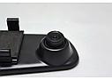 Видеорегистратор-зеркало на 2 камеры Eplutus D02, фото 6